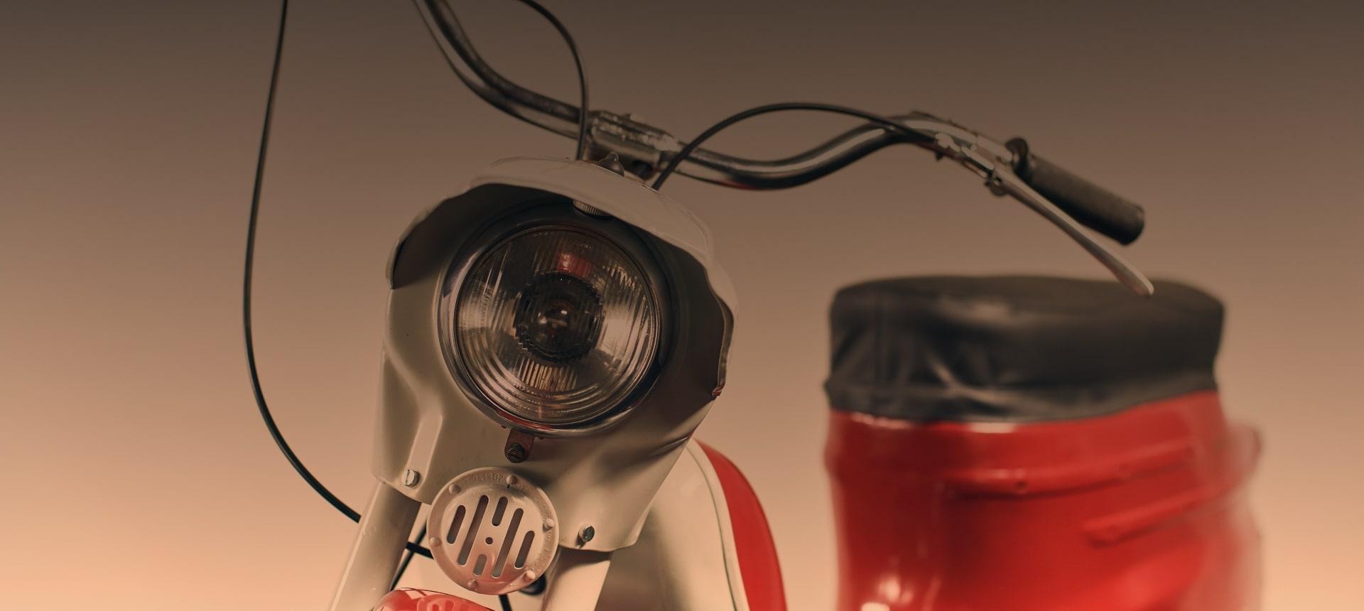 Renovujeme — istarší motorka může zase vypadat ajezdit skvěle